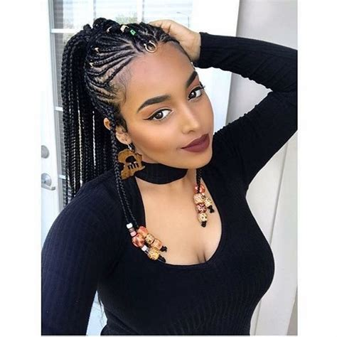 beaded braid hairstyles the braids and beads trend is taking over instagram