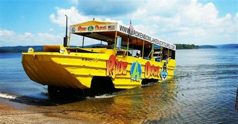 duck boat tours at beavers bend duck tours broken bow lake boat rides in mccurtain county