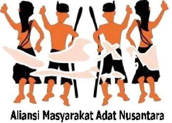 Hukum Adat Bambang Daru Nugroho aliansi masyarakat adat nusantara