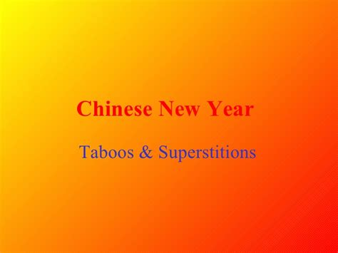 new year taboos and superstitions new year myths taboos and beliefs 28 images new year