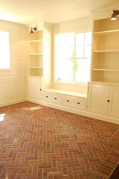 brick flooring cost ourcozycatcottage com