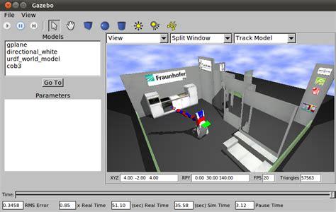 gazebo ros robots care o bot tutorials care o bot environments