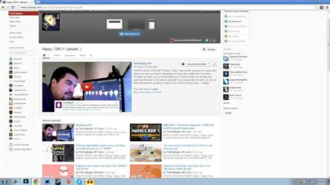 youtube channel layout tips new quot one channel quot youtube layout thoughts ideas