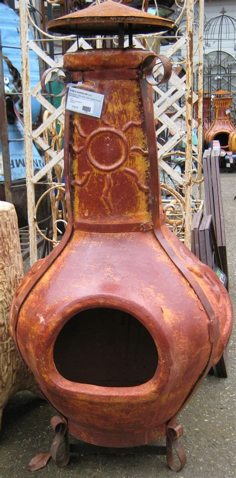 chiminea topper 17 best images about pits chimineas them on