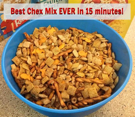 chex mix recipe bing images