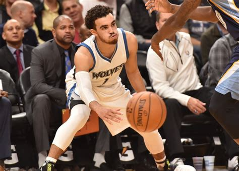 Still Going Strong Despite Baby Drama by Timberwolves Tyus Jones Still A Situational Player