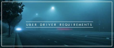 Can You Be An Uber Driver With A Criminal Record Uber Driver Requirements Alvia