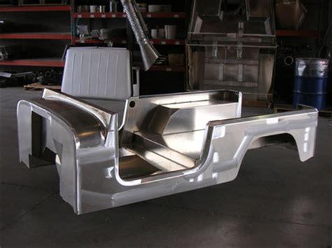 Jeep Cj7 Insulator Silver Alum jeep bodies bodies by aqualu industries inc aluminum replacement bodies accessories