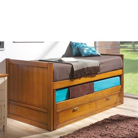 cama nido con dos camas y cajones cama nido con 3 camas para dormitorios juveniles