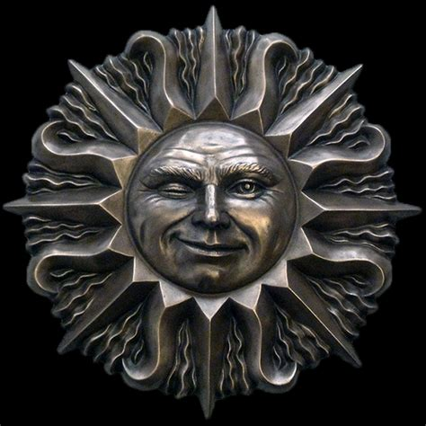 sun sculpture star cast sculpture limited edition sculptures