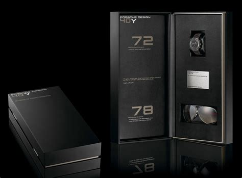 porsche design home products porsche design launches limited edition collector s boxes