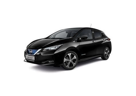 leaf nissan black more than 10 000 european customers ordered the