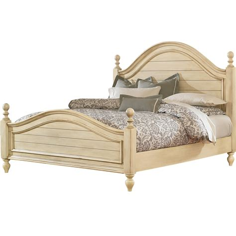 King Bed Headboard And Footboard by Chateau King Bed With Arched Headboard And Footboard By