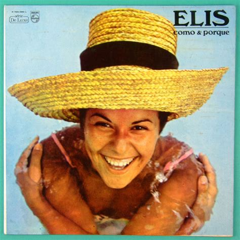Elis Vinyl Piringan Hitam 12 Mono Elis lp elis como porque 1969 erlon chaves bossa brazil