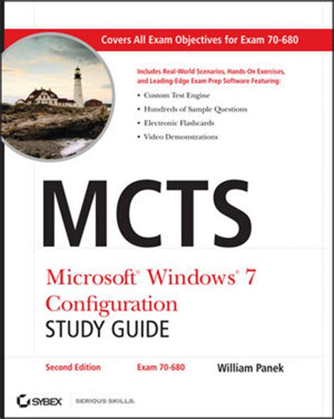 Sybex Mcts Microsoft Windows 7 Configuration Study Guide
