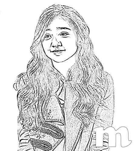 coloring page girl meets world printable girl meets world coloring pages you ll love 3