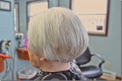 gray hair stacked bob 35 best images about stacked cuts on pinterest partial