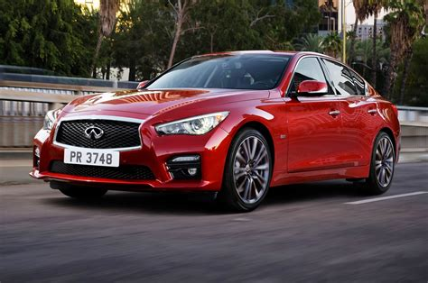 infiniti q50 2016 infiniti q50 first look review motor trend