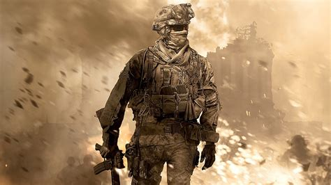 Call Of Duty Modern call of duty modern warfare 2 remastered reportedly won t
