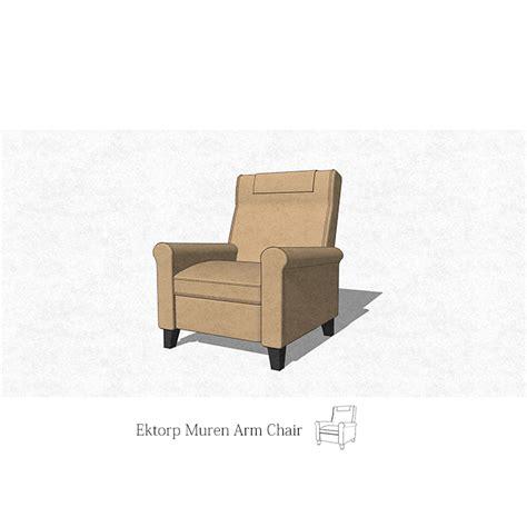 ektorp muren arm chair sketchucation