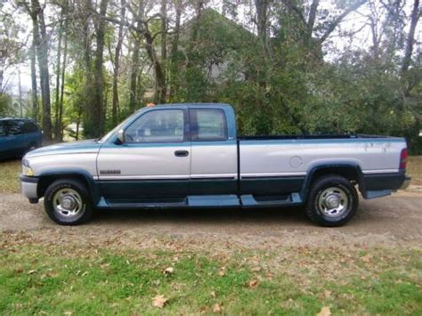 download car manuals 1995 dodge ram 2500 windshield wipe control sell used 1995 dodge ram 2500 slt extended cab pickup 2 door 5 9l cummins turbo diesel in