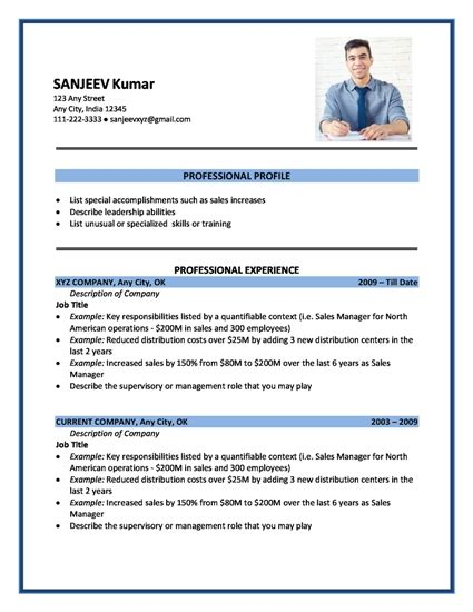 2 formats for writing resumes resume format sles free professional resume format word doc