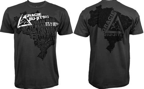 Tshirt Grace Jiu Jitsu gracie academy t shirt collection fighterxfashion