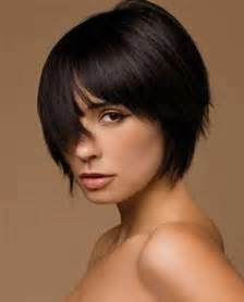 wispy hairstyles photos short bob with wispy bangs for older women short