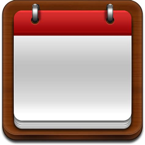 iphone icon template 9 iphone calendar app icon images ical ical and apple