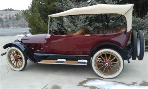 1918 buick for sale 1918 buick e45 touring car excellent condition