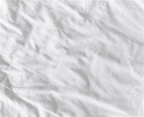 White messy bed sheet background stock photo picture and