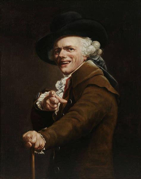 Portrait Meme - joseph ducreux wikipedia