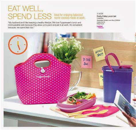 Tempat Bekal Makan Meal Set Maestro produk tupperware terbaru unik i tupperware promo i harga tupperware murah i tempat makan