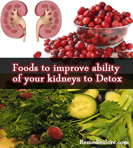 Detox From Can Be Threatening by How To Improve Ability Of Your Kidneys To Detox Remedies