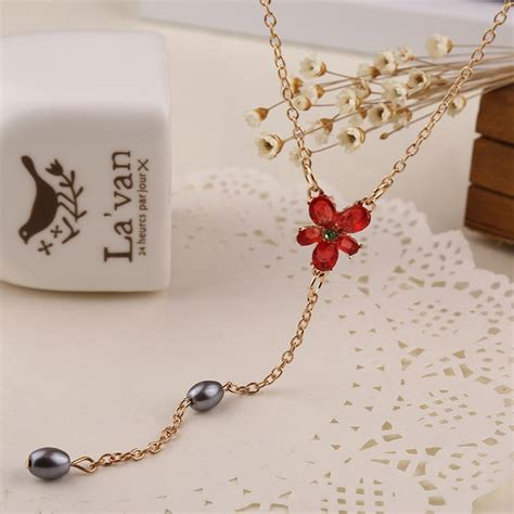 Kalung Choker Collar Flower Rkl1147 6209 best necklaces pendants images on necklaces pendants and jewerly