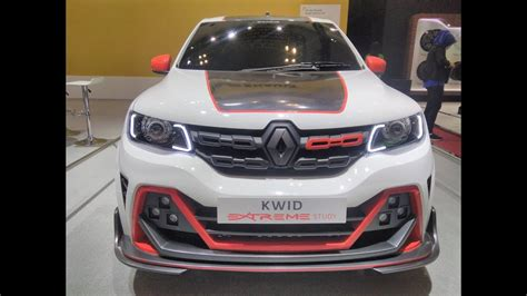 renault indonesia renault kwid extreme concept showcased at 2017 giias