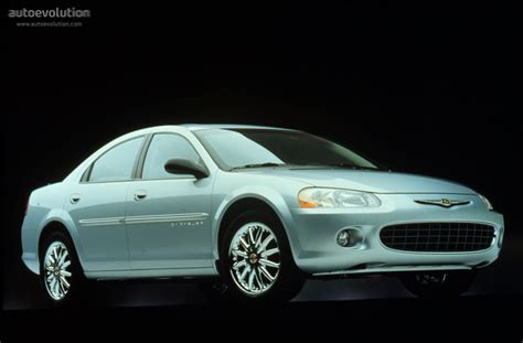 2001 chrysler sebring sedan chrysler sebring sedan 2001 2002 2003 autoevolution