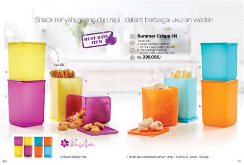 Tupperware Summer Promo tupperware promo april 2017 katalog promo tupperware 2017