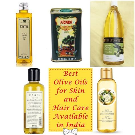 What Type Of Olive Is Best For Hair by Best Olive Oils For Skin And Hair Care Available In India