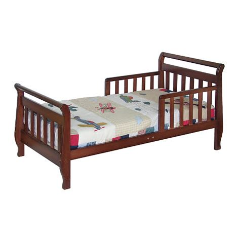 wooden toddler bed wooden sleigh baby cot toddler bed w mattress white