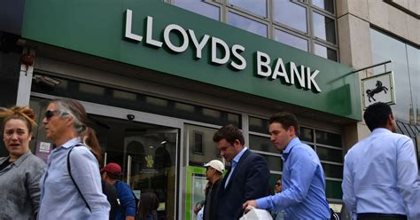 lloyds bank news lloyds bank plans to shrink hundreds of branches and