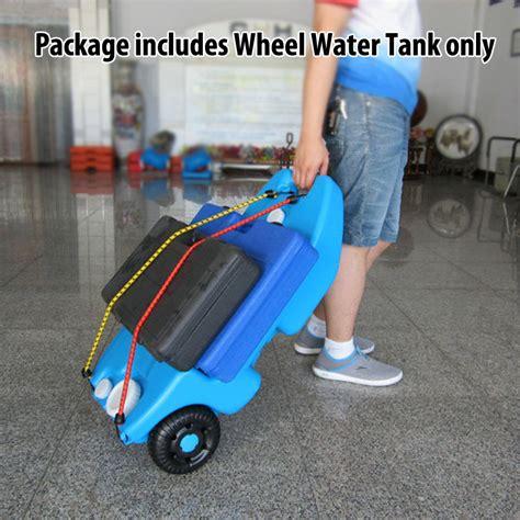 Cover Bagrain Cover Eiger 25l portable 25l wheel water tank tranfer cing storage