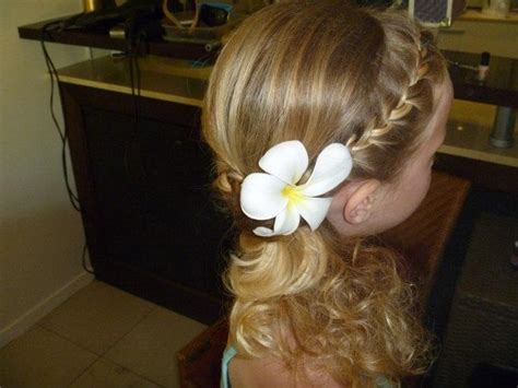 Hair And Makeup Perfectionist Fiji | hair by hair perfectionist fiji jr bridesmaid hair idea