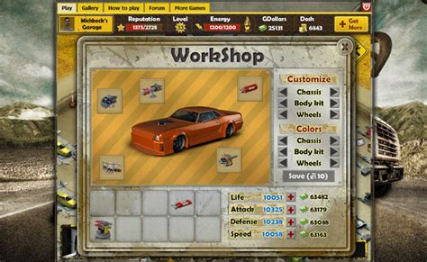 ludolfs garage screenshot 2