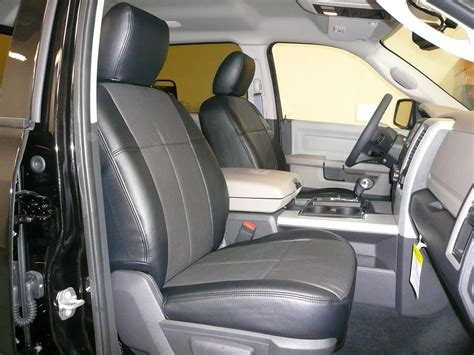 Dodge Ram Seat Upholstery by Dodge Truck Seat Covers By Clazzio