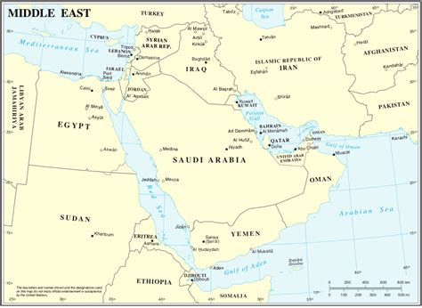 middle east city map middle east map middle east polical map middle east atlas
