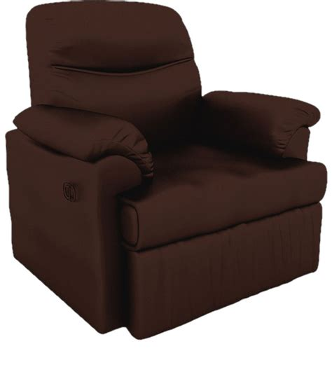 full recline recliners concord recliner in brown colour by housefull by housefull