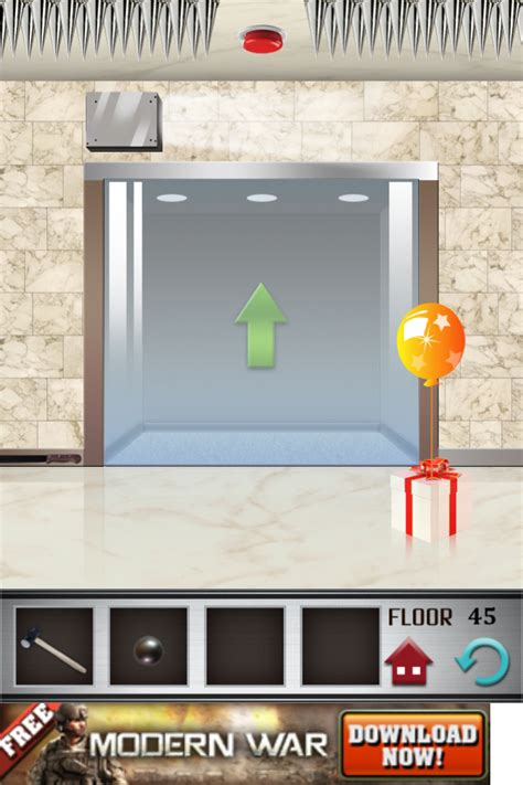 100 floors level 36 annex 100 floors annex level 36 37 38 39 40 walkthrough room