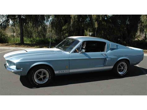 67 mustang gt for sale 1967 ford mustang shelby gt500 for sale classiccars