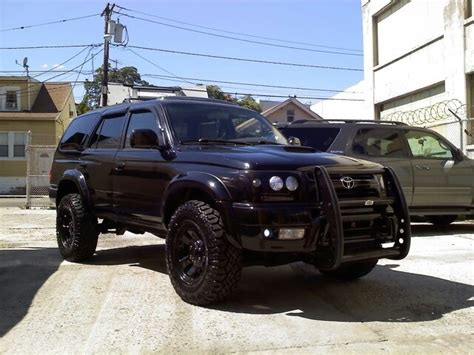 toyota jeep black 8 best 3rd gen 4runner images on pinterest 4x4 trucks
